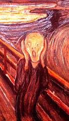 The Shriek, 1895, Edvard Munch